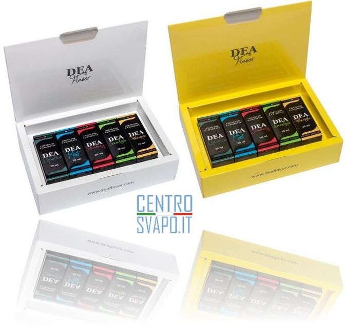 liquidi dea flavor made in italy sigarette elettroniche