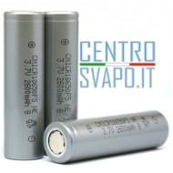 Batteria 18650 2500 mAh Samsung