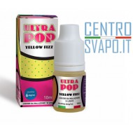 VaporArt Ultra Pop Yellow Fizz 10 ml nicotina 6
