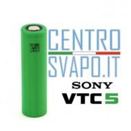 Batteria Sony 18650 2600 mAh VTC5