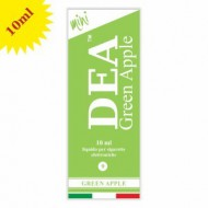DEA Newton Sphere (green sphere) 10 ml nicotina 4 mg