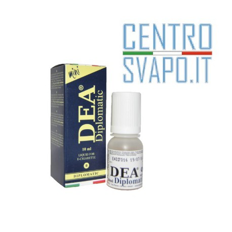 DEA Diplomatic 10 ml senza nicotina