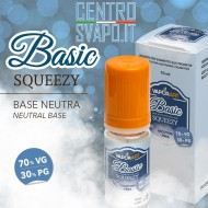 Base Neutra Squeezy 10 ml senza nicotina