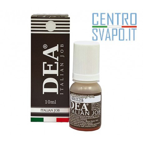 Dea Espresso Italian Job 10 ml nicotina 14 mg