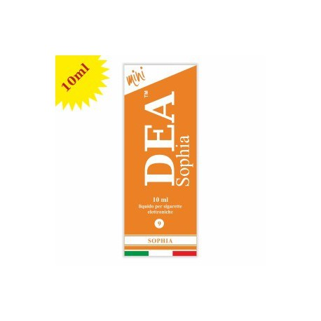 Dea Sophia 10 ml nicotina 18 mg