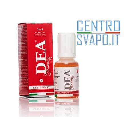 DEA Red Passion 10 ml nicotina 18 mg
