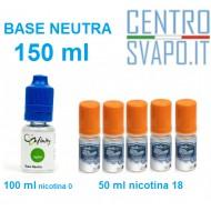 Base Neutra Infinity 150 ml nicotina 6
