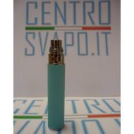 Batteria ego 650 mAh azzurra