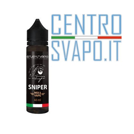 Aroma Sniper 40 ml mix & Vape