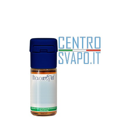 Flavourart Black Touch (Liquirizia) 10 ml nicotina 18 mg