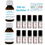 Base Neutra 300 ml nicotina ~7