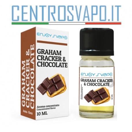Aroma Grahm Crackers & Chocolate 10 ml ENJOYSVAPO