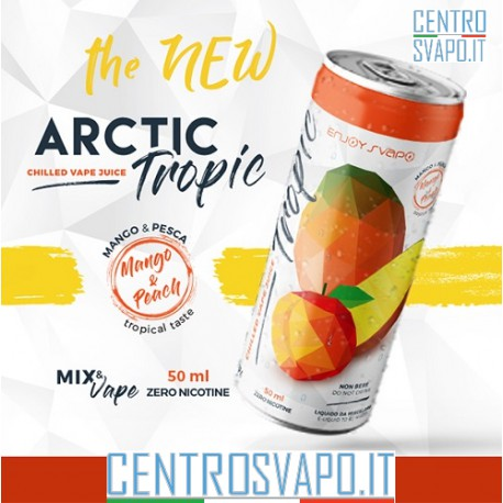 Arctic Tropic 50 ml Mix & Vape