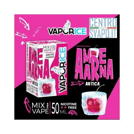 Vaporice Amarena 50 ml Mix & Vape