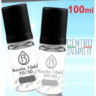 Base Neutra 100 ml nicotina 20 basi economiche con nicotina 7030