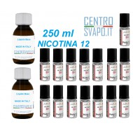 Base Neutra 250 ml nicotina 12