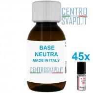 Base Neutra 1 litro nicotina 9