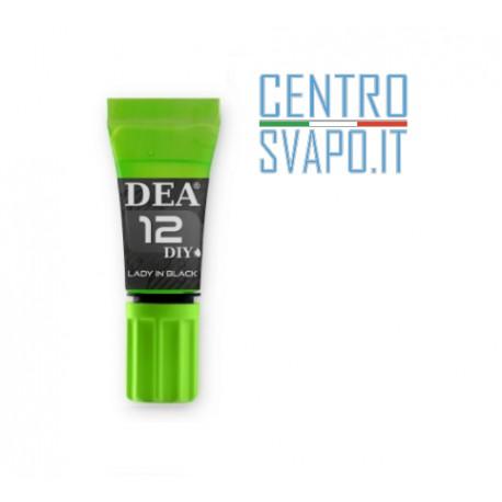 Aroma DEA Lady in Black (liquirizia) 10 ml