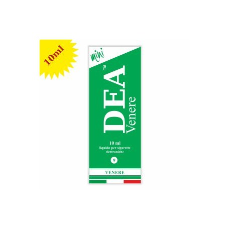 DEA Venere Tabaccoso 10 ml senza nicotina