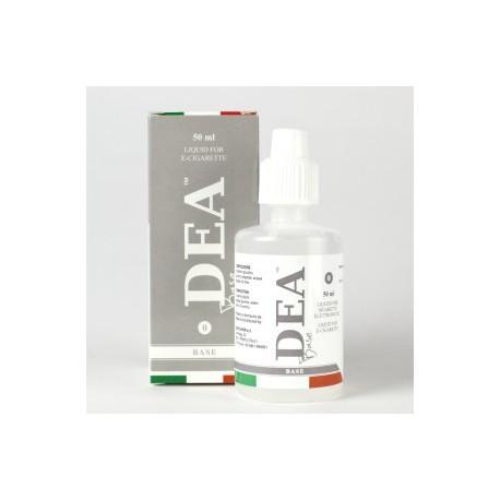 base neutre DEA flavor per sigaretta elettronica