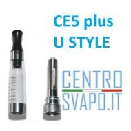 Atomizzatore CE5 plus U Style
