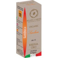 Enjoy Svapo Organic Sambuca 20 ml nicotina 17.1 mg