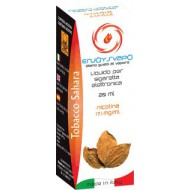 Enjoy Svapo Tabacco Sahara 20 ml nicotina 17.1 mg