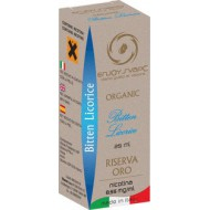 Enjoy Svapo Organic Bitten Licorice 20 ml nicotina 8.55 mg