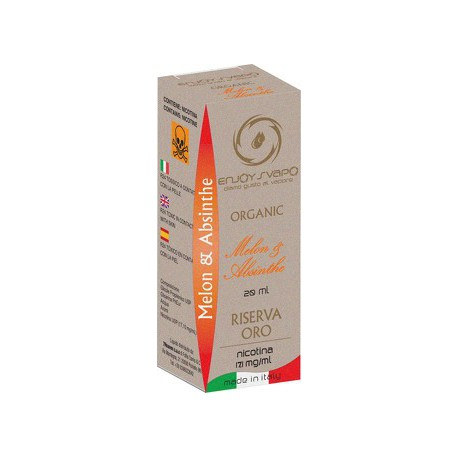 Enjoy Svapo Organic Melon & Absinthe 20 ml nicotina 17.1 mg