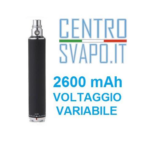 Batteria ego Twist V.V 2600 mAh
