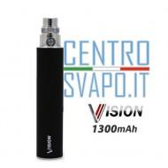 Batteria Vision 1300 mAh voltaggio fisso