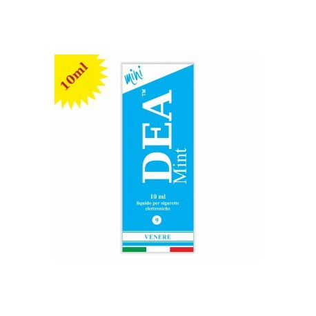 Dea Menta 10 ml nicotina 18 mg