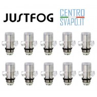10 resistenze di ricambio Justfog maxi ultimate 1453