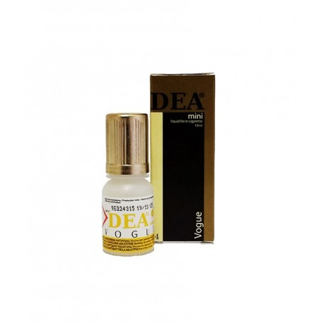 DEA Vogue 10 ml senza nicotina