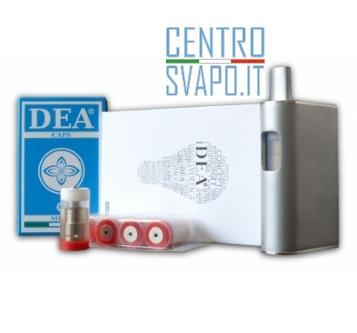 iDEA sigaretta elettronica DEA flavor