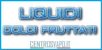 liquidi dolci e fruttati